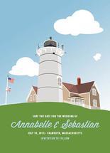 Cape Cod Lighthouse by Amy Kotas