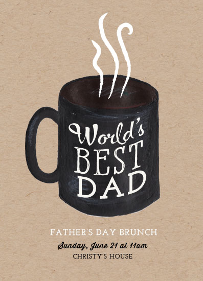 cards - World's Best Dad by Itsy Belle Studio