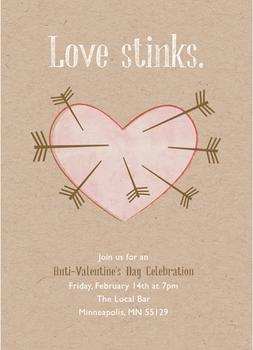 Love Stinks Anti-Valentines Day Party