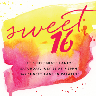 cards - Sunset Sweet by Lindsay Megahed