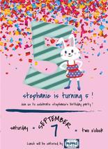 5th Birthday Party Invi... by Jason Shurb