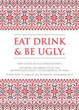 Eat Drink & Be Ugly Dig... by Liza Mulloy