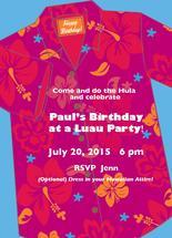 Hawaiian Luau birthday... by Tina Cash