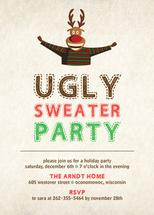 Ugly Sweater Party Digi... by Liza Mulloy