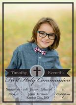 Circled Cross Communion by Katelyn