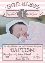 God Bless Baptism by Katelyn