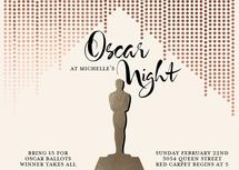 Oscar Night! by Katherine Soares