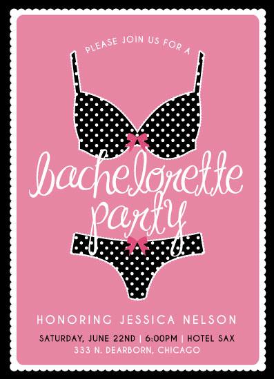 cards - Bachelorette Pretties by Erin German Design