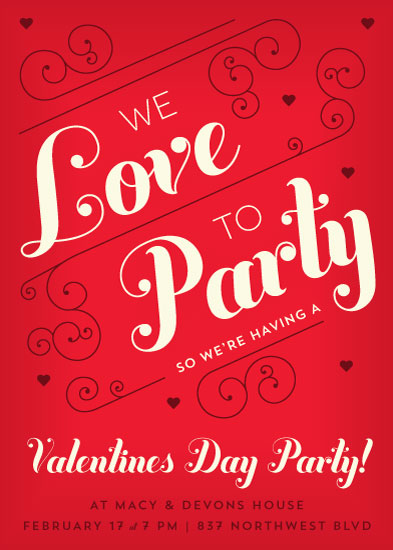 cards - We Love to Party! by Madalyn Basse