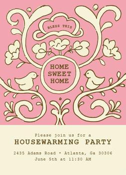 Home Sweet Home Birds
