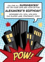 Save Our City! Birthday... by Lisa Langenhop