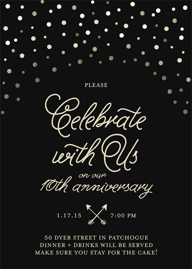 cards - Golden Anniversary by Gray Star Design