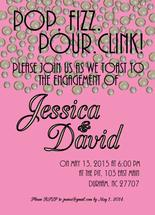 Pop.Fizz.Pour.Clink! by Jessica Tarter