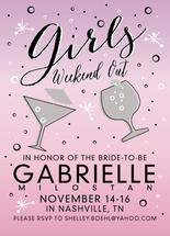 Girls Weekend Bachelore... by Shelley Ruffing