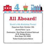 All Aboard Birthday Tra... by Katie Downs Carew