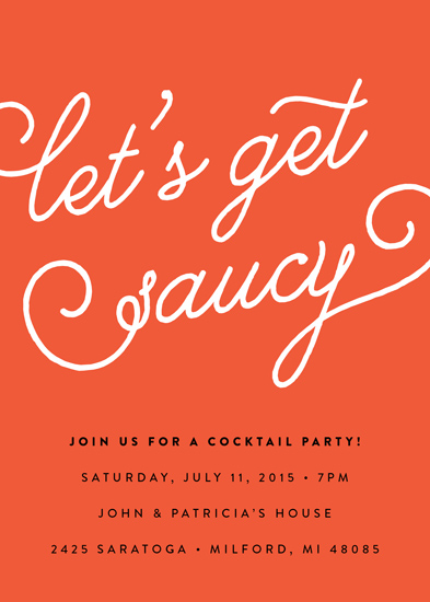 cards - Let's Get Saucy by Genna and Cara