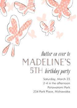 Butterfly Birthday