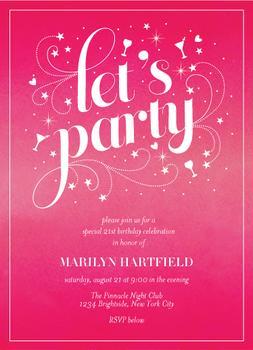 Starburst Party