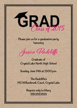 Krafty Grad by Olive Berry Paper