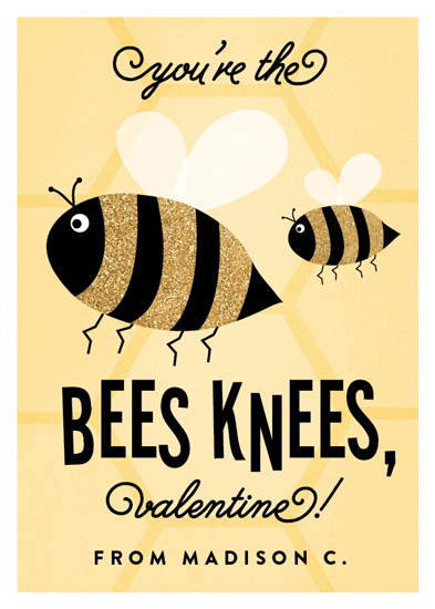 valentine's day - Bees Knees by Erica Krystek