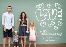 Doodle Love by Vivian