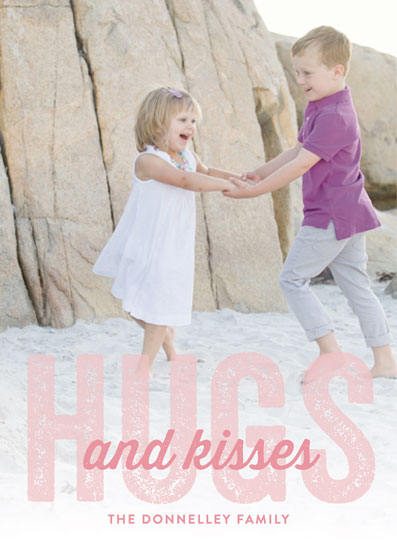 valentine's day - kisses & hugs by Erin Deegan