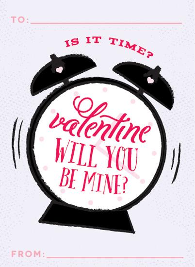 valentine's day - Time for a Valentine by Christina Novak