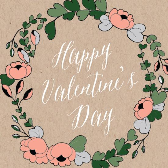 valentine's day - Floral Affair by Juliana Nahas-Viilo