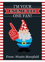 Gnome-ber One by Katelyn