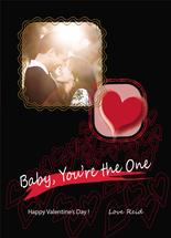 Baby You're the One by Atizay