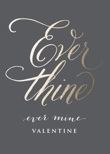valentine's day - Ever Thine by Bianca Ng