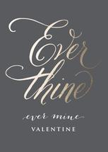 Ever Thine by Bianca Ng