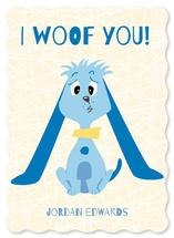 I Woof You by Brittany Luiz