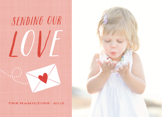 valentine's day - sending love by Susan Asbill