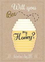 Bee My Honey by Keri Omphroy