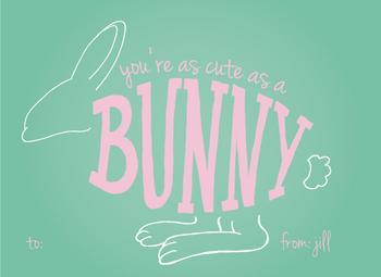 Cute as a Bunny