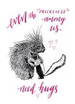 Everyone Needs A Hug by Wild Inkdom