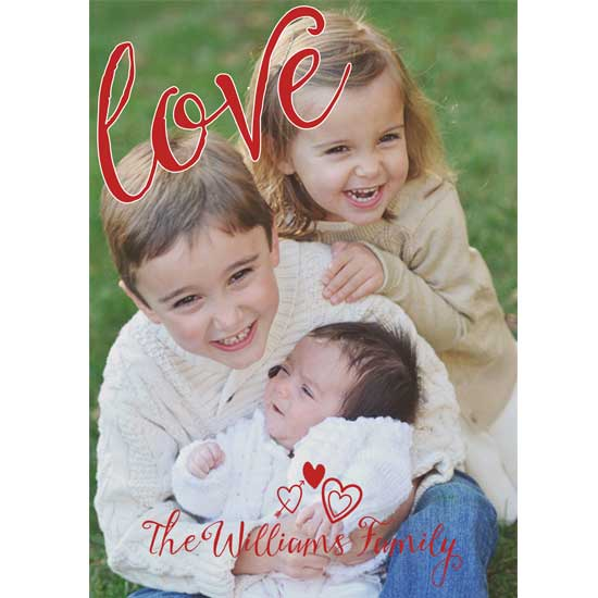 valentine's day - Love From the Family by Brittney Embree