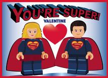 You're Super! by Cecilia Torres