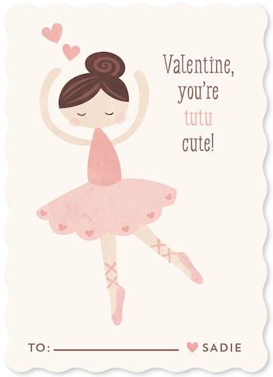 valentine's day - tutu cute by peetie design