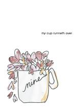 My Cup Runneth Over by Clean Pressed