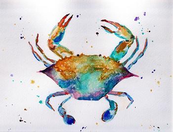 Have a Crabby Day