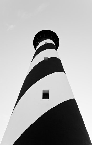 art prints - Lighthouse stripes by Diana K. Garrett