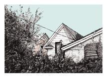 In the Backyard by Alexandra Betzler