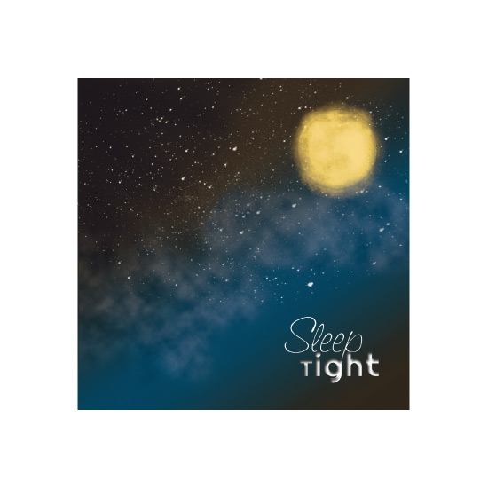 art prints - sleep tight by Chi