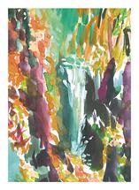 Abstract Bali by June Chang