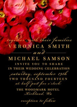 wedding invitations - Westwood by WildHeart Paper