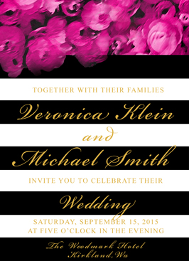 wedding invitations - Paris by WildHeart Paper