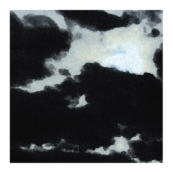 art prints - Dark Clouds by Brynn Eenigenburg