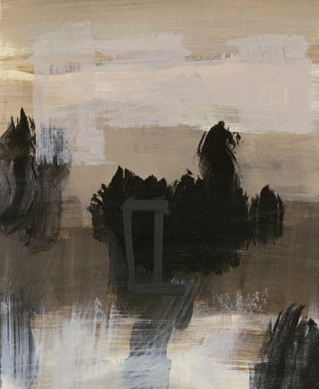 art prints - Neutral Landscape #1 by Angela Simeone